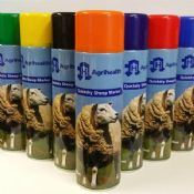 Agrihealth Sheep Marker 10  Tins plus 2 Free